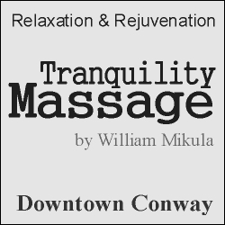 Tranquility Massage - will open new window